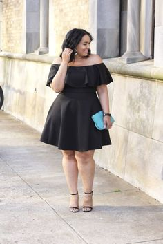 A dress that offers more scope will be perfect for full-figured ladies not at all like, for occurrence, a low profile beat that may end being an over-slaughter.