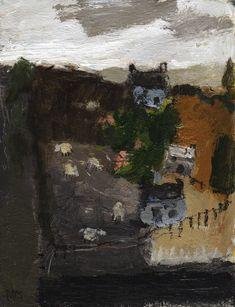 David Pearce, Small Paintings Paintings Grazing Painting