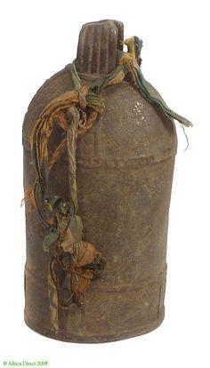 Igbo ceremonial bell, Nigeria