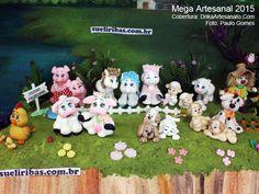 Mega Artesanal 2015 • Drika Artesanato