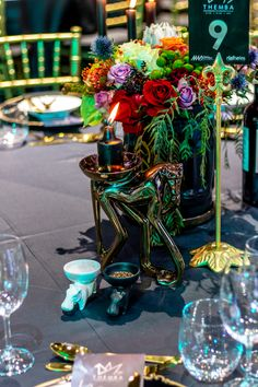 In the spirit of #ubuntu ,#iambecauseweare, The #Rafiki #candleholder bought some fun to the table setting in his own cheeky way.   #Ceramics #reimagined #handcrafted #SouthAfrica #Themba #Gala #fundraising #dinner #celebration #floraldesign #botanical #theflowerartco #events #eventstyling #eventmanagement #eventinspo #dine #wine #art #pottery #dreambelievefly Dinner Outfits, Gala Dinner, Event Management, Event Styling, Dinner Table, Do Anything, Some Fun, Fundraising, Wine Art