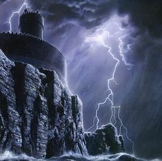 Storm's End by Ted Nasmith