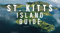Caribbean St. Kitts And Nevis Island Travel Guide