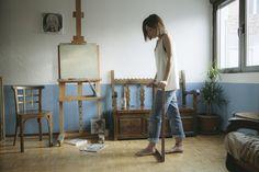 Desi Civera, pintora y profesora ©Edsanca. TENMAG Magazine May 2015