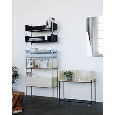 Vivlio shelf system - SKARGERAK