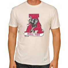Alabama Crimson Tide Men's Short Sleeve Tee