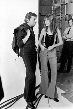 Serge Gainsbourg Images et photos - Getty Images Serge Gainsbourg, Gainsbourg Birkin, Charlotte Gainsbourg, Laura Love, Style Jane Birkin, 70s Fashion, Vintage Fashion, Fashion Clothes, Womens Fashion