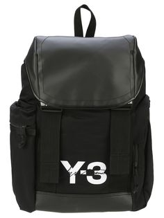 f98936b8c7d Y-3 ADIDAS Y3 BACKPACK. #y-3 #bags #nylon #backpacks #