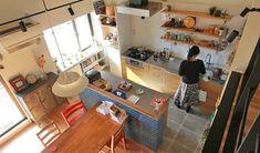 復古風樓中樓設計!橫濱 25 坪溫暖日光親子宅 - DECOmyplace 室內設計裝潢與居家佈置社群