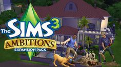 Let's Play: The Sims 3 Ambitions | Part 1 - Getting Started