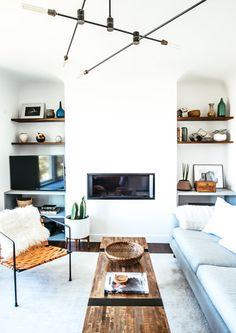 Light Space - A Modern S.F. Bachelor Pad That Gets It Right - Photos