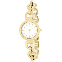 Dkny Women's Stanhope NY2134 Stainless-Steel Quartz Watch with Dial