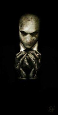 corporate America demon. So slender man... Yeah slendy is back