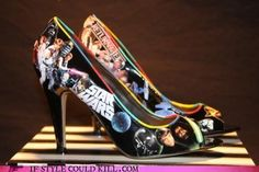 Star Wars pumps!