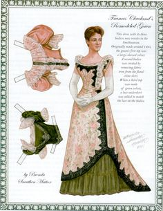 """The Paper Collector: Paperdoll Review Issue #50*1500 free paper dolls at Arielle Gabriel""""s The International Paper Doll Society and free Chinese Japanese paper dolls at The China Adventures of Arielle Gabriel *"""