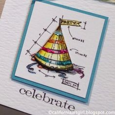 Birthday Blueprint Card