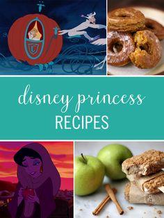 11 Recipes Inspired by Disney Princesses