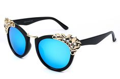 $7.69 (Buy here: https://alitems.com/g/1e8d114494ebda23ff8b16525dc3e8/?i=5&ulp=https%3A%2F%2Fwww.aliexpress.com%2Fitem%2FNew-Top-Quality-Crystal-Jewel-Cat-eye-shades-glasses-Women-brand-designer-sunglasses-female-sexy-unique%2F32712114524.html ) New Top Quality Crystal Jewel Cat eye shades glasses Women brand designer sunglasses female sexy unique eyeglasses for just $7.69