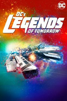 Wave Rider ship - Season 3 poster for DC's Legends of Tomorrow Return Of The Joker, Batman Ninja, Doom Patrol, Free Tv Shows, Hd Movies Online, Dc Legends Of Tomorrow, Video On Demand, Watch Full Episodes, The Cw