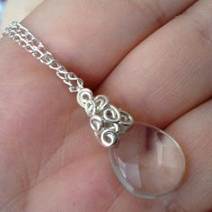#wire #wrapping briolette tutorial