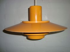 "FOG & MØRUP pendant ""Falcon"" designed by Andreas Hansen/pendel 1969. #FogMorup #pendant #pendel #lamps #Danish #dansk #design #retro #vintage #Falcon. From www.TRENDYenser.com. SOLGT."
