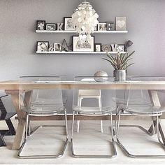 Ikea Tobias stoel eetkamer