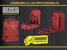 #EMSTip ¿Buscas un botiquín backpack? Definitivamente #FieldMedicalBackpack de Voodoo Tactical es para ti :) #SoyEMS #EMSMexico #EquipandoALosProfesionales  ¿Necesitas información de precios, existencias, detalles? Contáctanos: Ventas@EMSMex.com 01 81 8340 3850 www.EMSMex.com