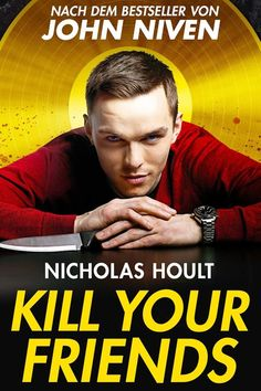 Watch->> Kill Your Friends 2015 Full - Movie Online