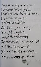 I Love 1st Grade: Memory Book