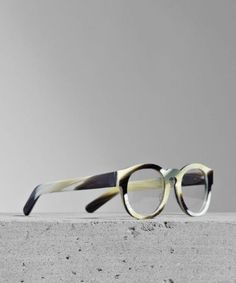 Glasses by Kelly Jelic