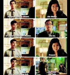 Scorpion- Walter, Sly, Happy and Toby Best Tv Shows, Best Shows Ever, Favorite Tv Shows, Scorpion Tv Series, Scorpion Quotes, Movies Showing, Movies And Tv Shows, Tv Quotes, Life Quotes