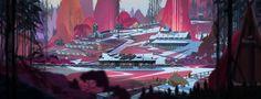 The Beautiful Art Of The Banner Saga 2