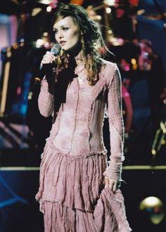 Vanessa Paradis NRJ Music Awards 2001