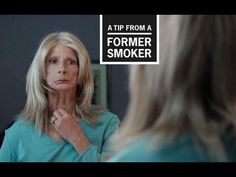 "Dentaltown - CDC: Tips From Former Smokers - Terrie's Tip Ad. Smoking causes cancer. In this TV ad for CDC's ""Tips From Former Smokers"" campaign, Terrie talks about how she gets ready for the day after the effects of treatments for throat cancer caused her to lose her teeth and hair, and to have a laryngectomy. https://youtu.be/5zWB4dLYChM"