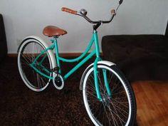 This one looks comfy hi handle bars. Bicicleta Retro Vintage Clasica Nueva Varios Colores