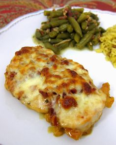Easy Honey Mustard Mozzarella Chicken Recipe