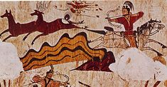 Goguryeo tomb mural Goguryeo is the 1st of the Three Kingdoms of Silla (37 BC–668 AD)