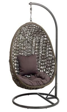 Stemma - RIINA riippukeinu - 399.- (ilman alennusta 570.-), sisätlyy tuolin, jalusta ja tyynyt