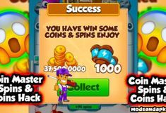 Coin Master Free-Spins Link spins and coins】 Coin Master Hack, Miss You Gifts, Free Games, Cheating, Spinning, Coins, Hacks, Android, Hand Spinning