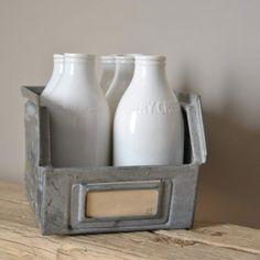 Bouteille de lait - Le Repère des Belettes Epure-Justine Lacoste