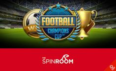 Play Football: Champion's Cup for free at The SpinRoom!  #FreeSlots #Football #Free #Slots #Spin