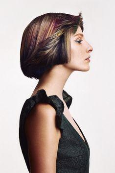 DVT Handcrafted Hair - Deep Dream #dvthair #dvt #lizzymeow #dannyvantuijl #haircolor #hairstyle #coloring #colorhair #окрашивание #волосы #колорирование #тонирование  Styling & Art Direction: Lizzy Meow Hair: Danny van Tuijl Make up: Britta Tess @ Mad Lions Artists Models: Michaela Ch. + Klara V @ EXIT Model Management Photo: Philipp Jelenska