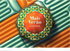 MAIS VERÃO I 3d- manipulação by Alopra Studio, via Behance