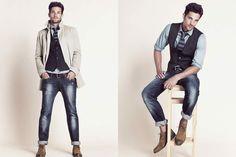 H.E. by Mango September 2012 Men's Lookbook