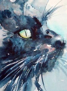 Jean Haines _ That-Cat
