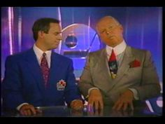 Don Cherry reacts to Kerry Fraser's missed call against Wayne Gretzky - 1993 Coach's Corner - to my fellow south of the border hockey fans who don't know these guys - this is not a comedy sketch.  No, I'm not kidding...