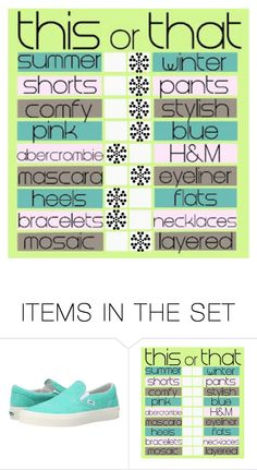 """""""This or That"""" by crystal0248 ❤ liked on Polyvore featuring art"""
