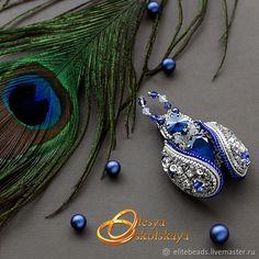 Купить №259 Жук Брошь с кристаллами Swarovski в интернет магазине на Ярмарке Мастеров