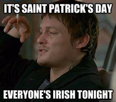 :-D Happy St. Patricks Day!