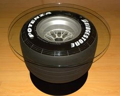 F1 Racing Wheel Tire Table Furniture - Dtm Lifestyle - by Dtmfiberwerkz - Product Description Are You